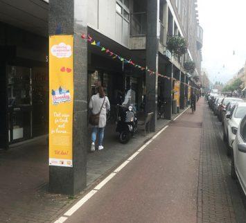 Gemeente Amsterdam kinkerstraat burendag