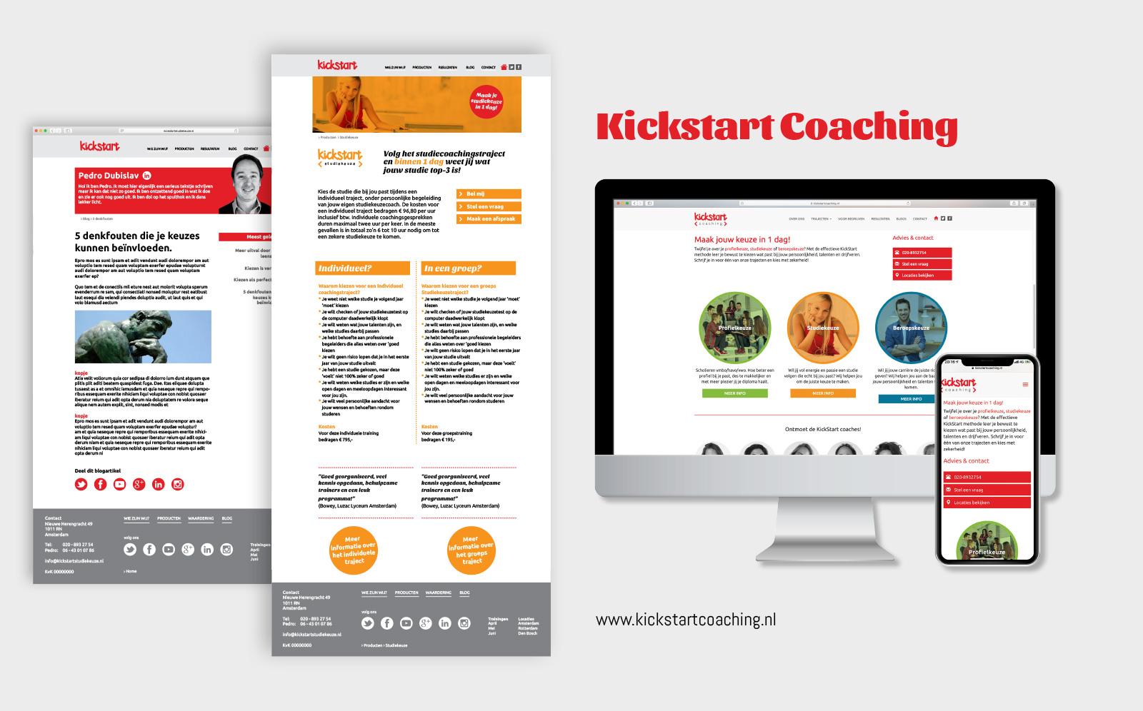 website-kickstart-vormgeving-wordpress