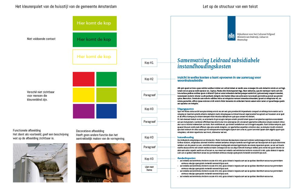 toegankelijke pdf overheid